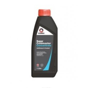 Comma SUPER COLDMASTER CONCENTRATED ANTIFREEZE 1л SCA1L