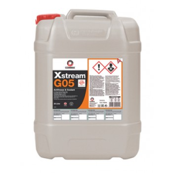 Comma XSTREAM G05 CONCENTRATE ANTIFREEZE 20л XHD20L