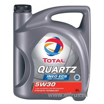 TOTAL Quartz INEO ECS 5W30 4л 151510