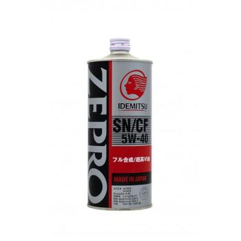 Idemitsu Zepro Euro Spec 5W40 SN/CF 1л 1849-001