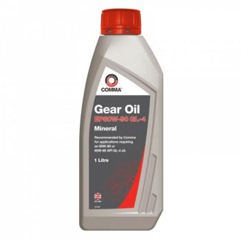 Comma EP80W90 GEAR OIL 1л EP80901L