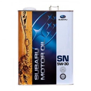 Subaru Motor Oil SN 5W30 4л K0215-Y0273
