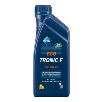 Aral Eco Tronic F 5W20 1л 25097 ILSAC GF-5